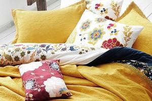Практичность или красота: тенденции в мире домашнего текстиля
